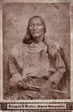 Chief No Flesh • Sioux