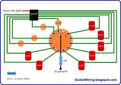 The Guitar Wiring Blog - diagrams and tips: Varitone Project - 12 Positions