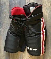 Chicago Blackhawks Ccm Hp45 Pro Stock Hockey Pants Size Medium 1 Hockey Pants Motorcycle Jacket Fashion