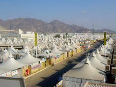 City of Mina in Saudi Arabia - Islam Is Perfect.