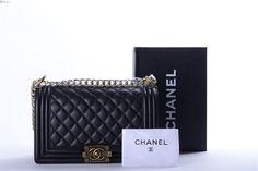 Женская сумка Chanel BOY - фото 4633
