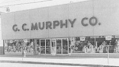 G.C. Murphy Co. - Washington, DC - Couldn't wait to go here and get the newest Trixie Belden book!