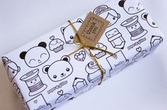 cute wrapping ♥