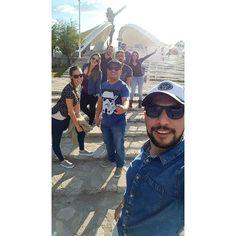 Viaja no importa si es lejos o cerca con lana o apretado solo o con amigos... Sencillamente viaja! #CristoRoto #SanJoseDeGracia #Aguascalientes #PuebloMágico #visitmexico #viajemostodospormexico #roadtrip #friends
