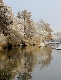 Winter Scenes: 14 Beautiful Photos Of Snowy Wonderlands (PHOTOS)