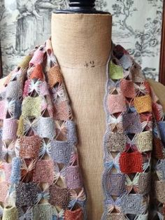 Luccello - SOPHIE DIGARD SCARF 66