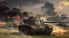 World Of Tanks Blitz'te Üstünlük Mücadelesi Başlıyor
