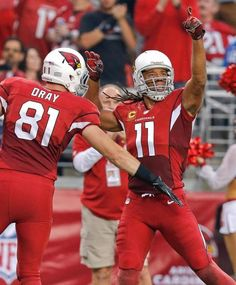 Arizona Cardinals wide receiver Larry Fitzgerald