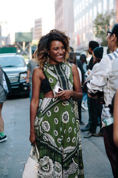 They Are Wearing: New York Fashion Week Spring 2016: WWD waysify