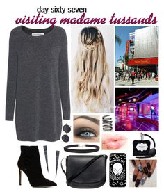 """""""day sixty seven, visiting madame tussauds"""" by roxouu ❤ liked on Polyvore featuring Victoria's Secret, Lana, Mansur Gavriel, Fine Collection, ALDO, Humble Chic, Fallon and byroxouu"""