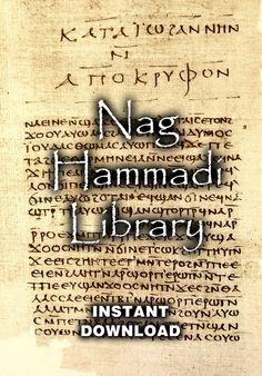 Nag Hammadi Library - Instant Download