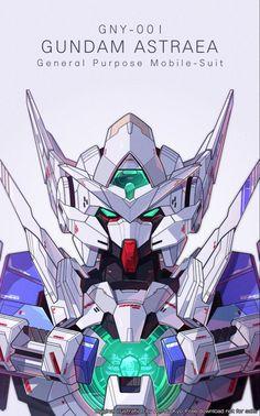 Arte Gundam, Gundam 00, Gundam Head, Gundam Build Fighters Try, Robot Animal, Robot Monster, Gundam Exia, Mecha Suit, Gundam Wallpapers