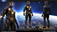 Nova from Marvel By Digitalmind