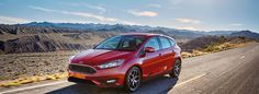 2017 Ford Focus Model Overview