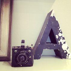 #allisontylerjones Vintage camera