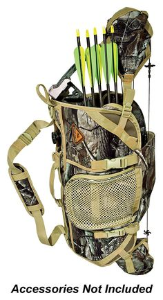 GamePlan Gear BowBat Treestand Bow Pack | Bass Pro Shops