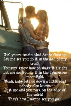 Let Me See Ya Girl ~ Cole Swindell