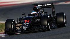 McLaren F1 Team 2016