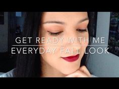 Everyday Fall Makeup Look #GRWM | Liana Veronica