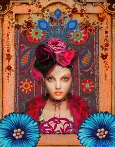 all dressed up by Romany Soup, via Flickr