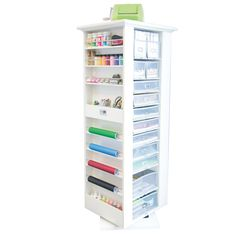 One day I will own this or one of the other craft storage organizers on this site! Amazing!