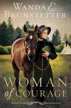Woman of Courage by Wanda E. Brunstetter is a historical novel set in the 1800s, about a Quaker woman who goes West to minister to the Nez Perce Indians. Will be published in April 2014.