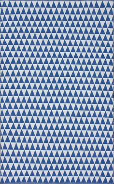 Brilliance Outdoor Prism Checks Royal Blue Rug | Contemporary Rugs