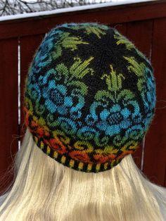 Ravelry: Karin Kurbits hat pattern by Johanne Landin