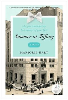 "Book: ""Summer at Tiffany"" 