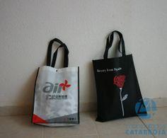 bolsas de rafia