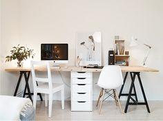 Simple desk/workspace