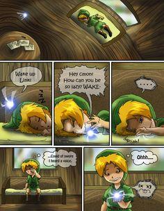 Legend of Zelda fan fic pg1 by *girldirtbiker on deviantART