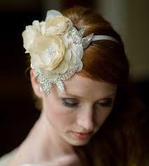 bijou de tête  fleuri