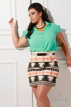 Cette jupe!!!