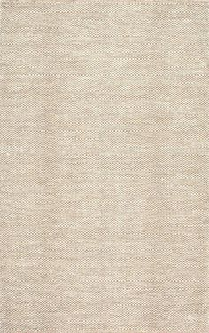 $100-$300 textured neutral rug, lighter than this pic - Nome SG01 Hand Woven Cotton Casual Solid Rug