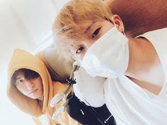 Jooheon and Changkyun - mx