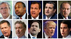 """[video] Aug 5 Jimmy Fallon: The GOP debate will be the TV version of """"your uncle's Facebook feed"""""""