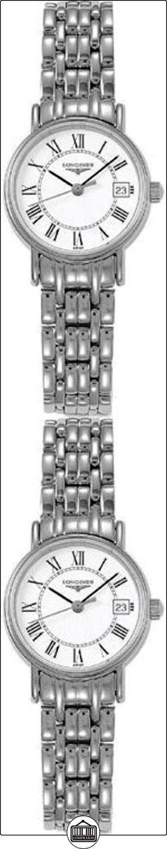 Longines L4.220.4.11.6 - Reloj para mujeres  ✿ Relojes para mujer - (Lujo) ✿