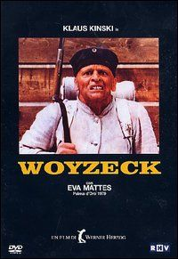 Woyzeck (Werner Herzog, based on a play Georg Büchner, Herzog's film charts the madness of a hapless soldier with an unfaithful wife. Find this at WOY Cult Movies, Action Movies, Unfaithful Wife, Werner Herzog, Movie Costumes, My Man, Filmmaking, Burns, Cinema