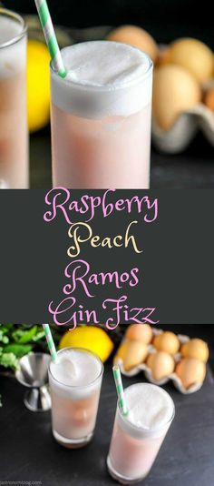 Raspberry and Peach