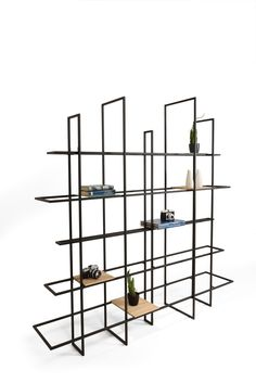 FRAMES rack room divider by Moome - www.moome.be