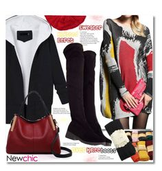 """""""6. Newchic"""" by andrea2andare ❤ liked on Polyvore"""