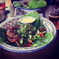 Chicken Salad @ Bazar, Rotterdam