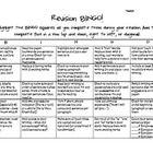 Revision BINGO: A fun way to revise writing