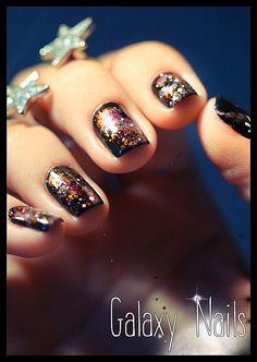 Oje Delisi - Galaxy Nails