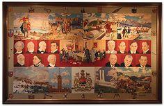 Elizabeth LeFort's Canadian History Hooked Rug Art Mat, Hand Hooked Rugs, Canadian History, Cape Breton, Penny Rugs, My Heritage, A Blessing, Nova Scotia, Rug Hooking