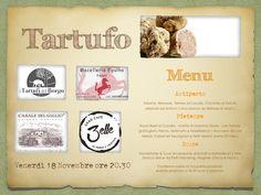 Venerdì 18 novembre dalle ore 20.30 Cena con carne di Cavallo e Tartufo!