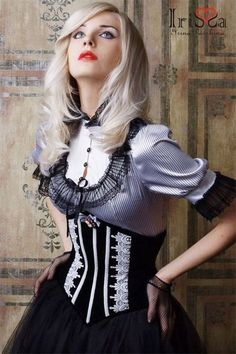 Steampunk Girl  http://steampunk-girl.tumblr.com/ #provestra