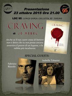 Presentazione 23 ottobre 2015 ore 21 c/o LDC 95 - Lungo Dora Colletta 95, Torino - Special guests: Fabrizio Rizzolo e Isabella Tabarini