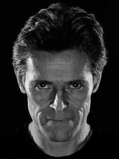Think about Spiderman (The Goblin), Finding Nemo (Gil). and that's only the man's voice! He's really impressive when the rest of his body joins the party! Willem Dafoe, Cinema, We Are The World, Face Expressions, Celebrity Portraits, Interesting Faces, Celebs, Celebrities, Best Actor